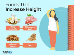 Want To Increase Your Height Eat These 9 Foods Boldsky Com
