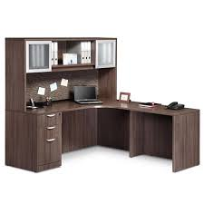l shaped desk furniture. Simple Furniture Pl24executivelshapeddesk On L Shaped Desk Furniture Worthington Direct