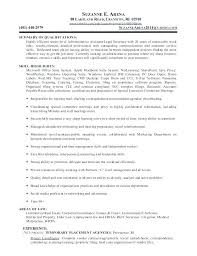 Legal Executive Assistant Resume Samples Examples Sample Secretary