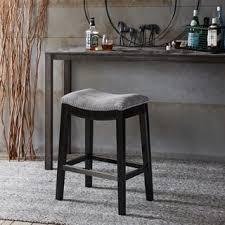 gray counter stools. Madison Park Nomad Saddle Grey Counter Stool - 20W X 14D 27H\u0027-Grey Gray Stools R
