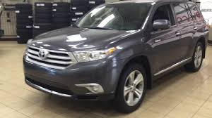 2012 Toyota Highlander Limited Review - YouTube