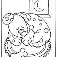 Small Picture Coloring Pages Sleeping Animals Archives Mente Beta Most