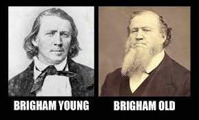Image result for Brigham Young in youth