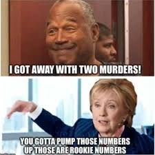 What OJ Simpson And Hillary Clinton Have In Common A Enchanting Hillary Ruck Marriage