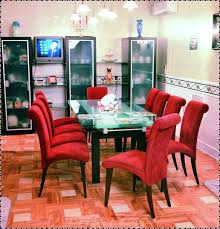 red diningroom dining room contemporary kitchen design beautiful best dining room chairs red