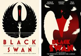 Fonts Posters Black Swan Movie Posters Fonts In Use