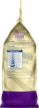 10 Thorough Blue Basics Dog Food Feeding Chart