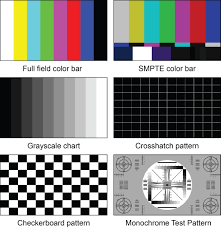 Test Patterns