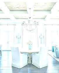 beach house dining room light fixtures chandelier lighting coastal