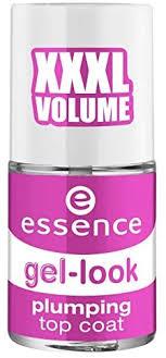 <b>Essence</b> - Esmalte TopCoat <b>Gel</b> Look Plumping: Amazon.co.uk ...