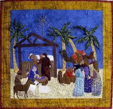 Nativity quilt pattern | Crafts & Needlework | Pinterest ... & Nativity quilt pattern Adamdwight.com