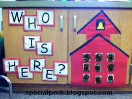 Free Download Picture Attendance Chart Preschool Charts