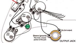 mods for your strat, tele, les paul Strat 7 Way Wiring Diagram HSS 5-Way Switch 1 Volume 1 Tone