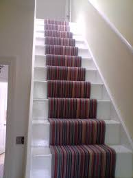 Lovely Accessories For Staircase Decoration With Various Stair Carpet  Runners Width : Classy Image Of Colorful