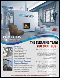 Commercial Cleaning Flyers Design A Company Flyer Designers Business Flyer Designing