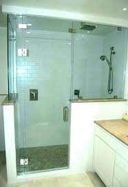 frosted glass walls frosted glass wall bathroom glass wall for bathroom half wall shower shower frosted glass walls