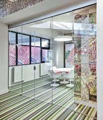 office glass doors. Perfect Doors Office Glass Doors Telescopic Door Entrance  Designs In