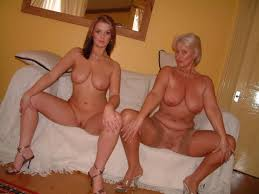 Milf mom anddaughter video