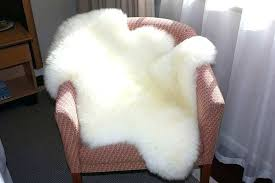 big w white fur rug large home decorating ideas precious excellent faux sheepskin real bear