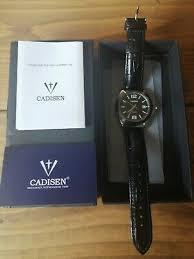<b>Cadisen C1009</b> Conquest Automatic Watch | eBay