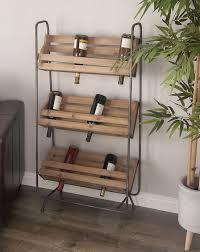 wood metal wine rack. Unique Rack Inside Wood Metal Wine Rack T