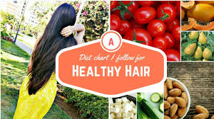 Diet For Healthy Hair Both For Male And Female Nishi Bharti