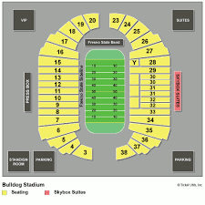 76 Perspicuous Boise State Seating