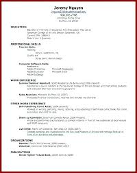 How To Make A Resume Simple How To Make A Resume For College Noxdefense