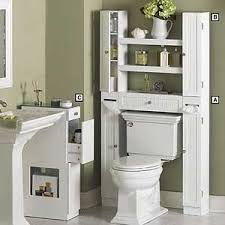 Bathroom: Miraculous Best 25 Over Toilet Storage Ideas On Pinterest Diy  Bathroom Of Cabinets from