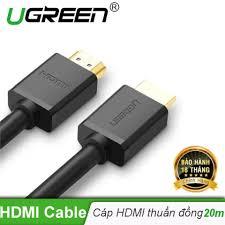 Cáp HDMI dài 20M Ugreen 10112 hàng chính hãng - 10112
