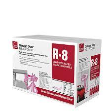 owens corning garage door insulation kit 500824 cost