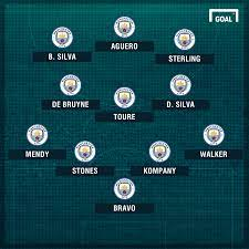 How will Man City line up with Bernardo Silva?