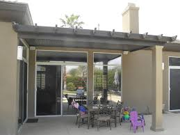 solid roof patio cover plans. Brilliant Plans Full Roof Solid Patio Cover Indio CA With Cover Plans O