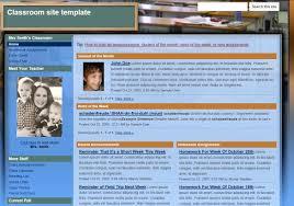 Google Site Templates Google Sites Review For Teachers Common Sense Education
