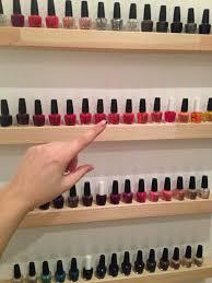 how to make a nail polish rack diy
