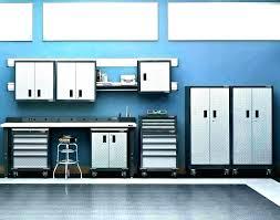 craftsman floor cabinet sears garage makeover in inspiration