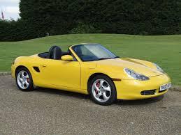2002 Porsche Boxster 3.2 S - Anglia Car Auctions