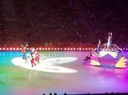 Oracle Arena Disney On Ice Seating Chart Disney On Ice Photos