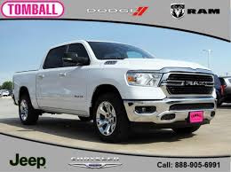 New 2019 RAM All-New 1500 Big Horn/Lone Star Crew Cab in Tomball ...