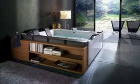 double bathtubs for romantic moments 6