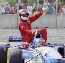 Temporada de Formula 1 em 1995, Vitória de Alesi no GP do Canadá - by bandeiraverde.com.br