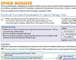 All Inclusive Opioid Analgesic Comparison Chart Iv To Po