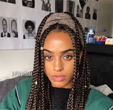 African American Hairstyles 91 Inspiration Black Hairstyles Single Braids Pinterest Yafavpinner ♡ B R A I D S
