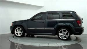 2007 Jeep Grand Cherokee SRT8 - YouTube