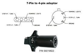 jeep grand cherokee wj trailer towing 7 pin to 4 pin adaptor