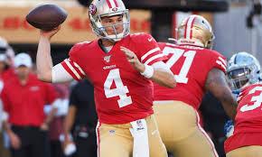 Nick Mullens Wins 49ers Backup Qb Job