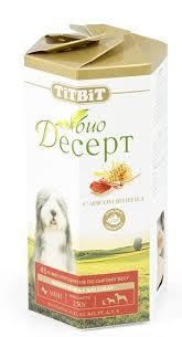 """<b>Лакомство для собак TiTBiT</b> """"Печенье Био-Десерт мини"""" с мясом ..."""