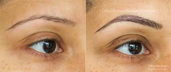 permanent make up eyebrow embroidery microneedling ultra hd brows by irina miasnikova