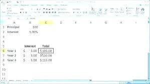 5 Year Amortization Schedule Excel Interest Schedule Excel Ericremboldt Com
