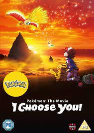 Pokemon The Movie 20: I Choose You! | Pokemon, Pokemon movies, Movie 20